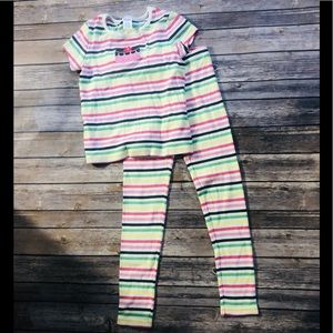 Cute vintage Gymboree matching set! Size 8